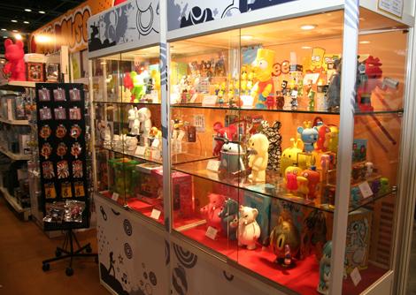 Otaku House Toy2r Qee showcase