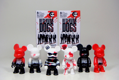"2.5"" reservior dogs Qee"