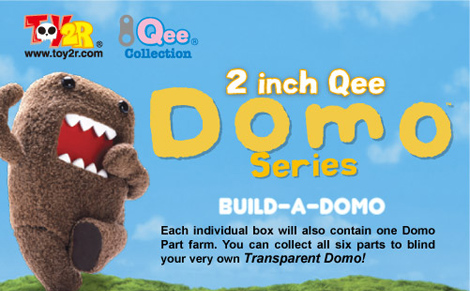 Domo Kun Qee is Back!