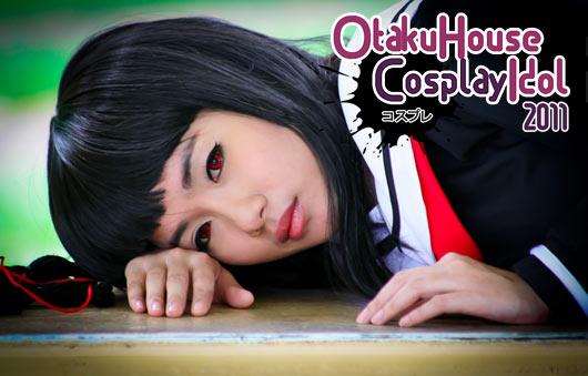 Otaku House Cosplay Idol » Miyuki: Enma Ai from Hell girl