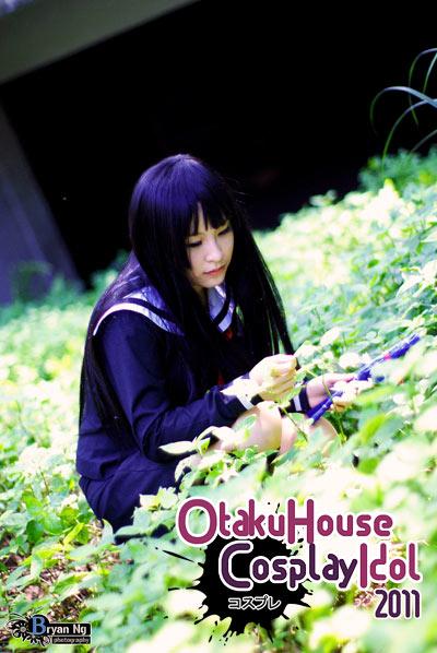 Otaku House Cosplay Idol » Witchiko : Momohime from